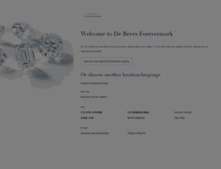 forevermark.com.es screenshot