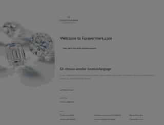 forevermarkdiamond.com screenshot