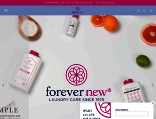 forevernew.com screenshot