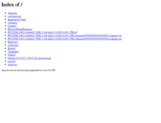foreveryoungnutrition.com screenshot