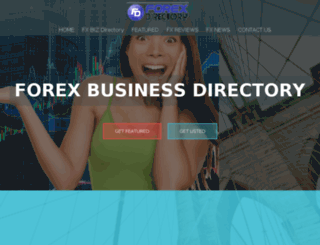 forex-directory.biz screenshot