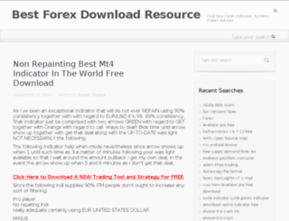 forex-download.com screenshot