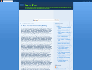 forex-plan.blogspot.com screenshot