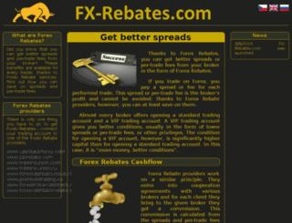 forex-professionals.com screenshot