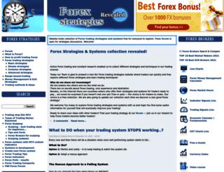 forex-strategies-revealed.com screenshot