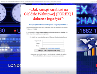 forex.implesite.pl screenshot