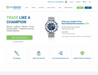 forex.info screenshot