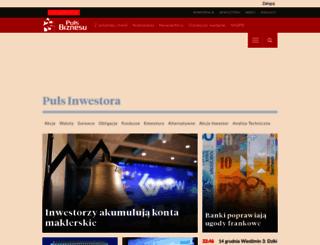 forex.pb.pl screenshot