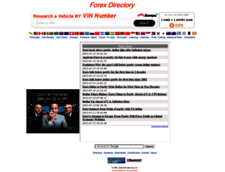 forexdirectory.net screenshot