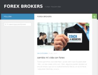 forexforlive.com screenshot