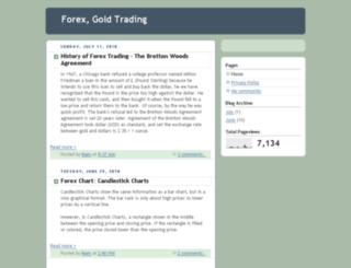 forexgoldtrade.blogspot.com screenshot