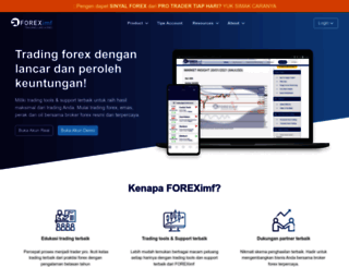 foreximf.com screenshot
