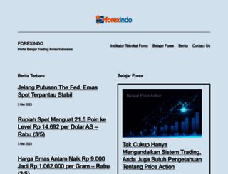 forexindo.com screenshot