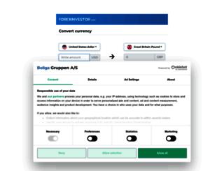 forexinvestor.com screenshot