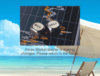 forexmarketmaster.com screenshot