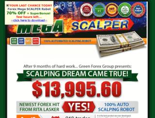 forexmegascalper.com screenshot