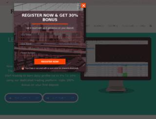 forexnx.com screenshot