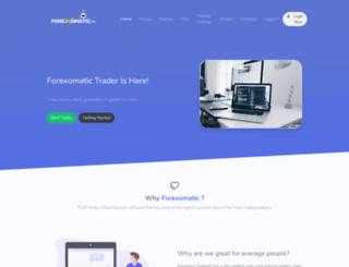 forexomatic.com screenshot