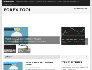 forextoollikemake.info screenshot