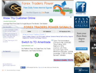 forextraders.pw screenshot
