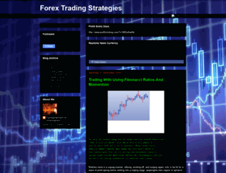 forextradestrategies.blogspot.com screenshot