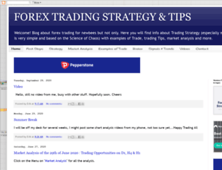 forextrading-tips-advices.blogspot.fr screenshot
