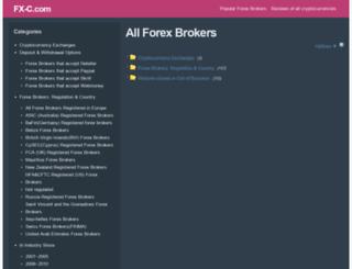 forextrading100.com screenshot