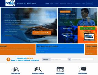 forexworld.com.au screenshot