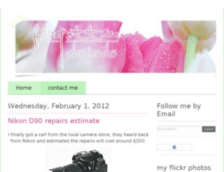 forgottendetails.com screenshot