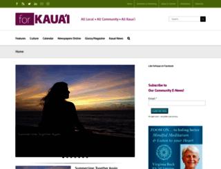 forkauaionline.com screenshot