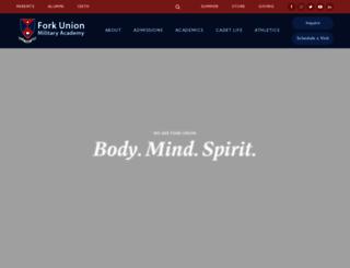 forkunion.com screenshot