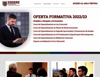 formacioncontinua.es screenshot