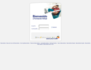 formacionvirtual.bancolombia.com screenshot