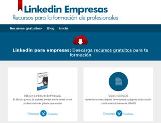 formacionyempresas.com screenshot