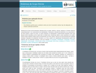 formador.com.br screenshot