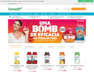 formafit.pt screenshot