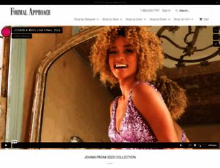 formalapproach.com screenshot