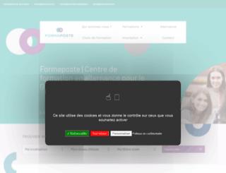 formaposte.com screenshot