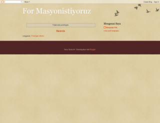 formasyonistiyoruz.blogspot.com screenshot