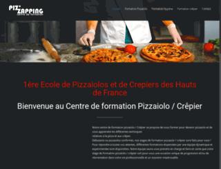 formation-pizzaiolo-crepier.fr screenshot