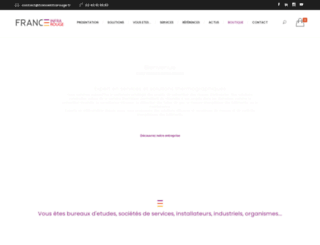 formation-thermographie.fr screenshot