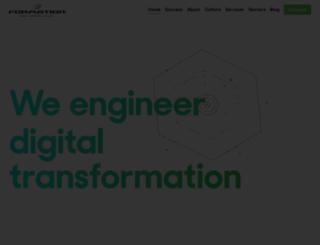 formationdesigners.co.uk screenshot