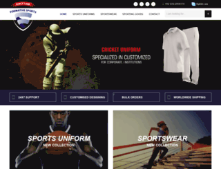 formativesports.com screenshot