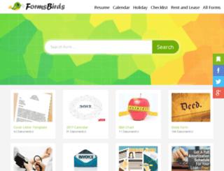 formbirds.com screenshot