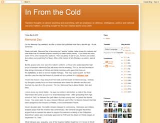 formerspook.blogspot.ie screenshot