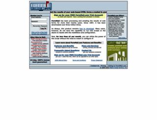 formmail.com screenshot