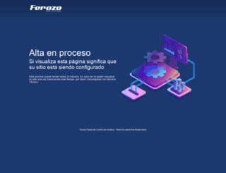 formosa.ferozo.com screenshot
