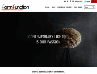 formplusfunction.com screenshot