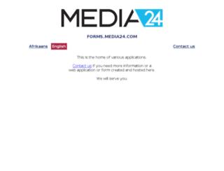 forms.media24.com screenshot