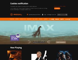 forms.regmovies.com screenshot